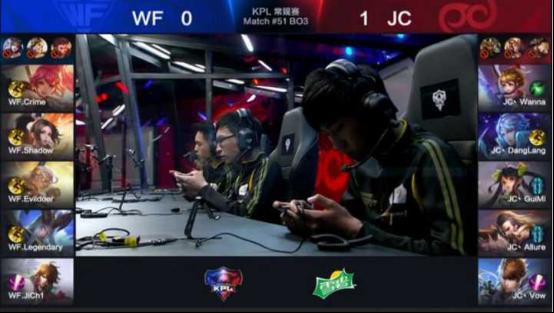 【战报】杨戬马可屠杀全场 JC韧性十足拿下WF