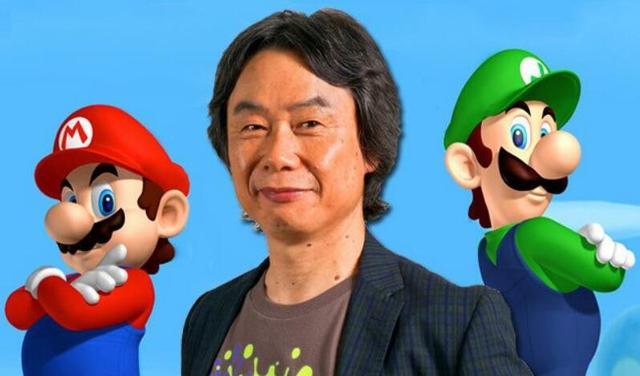 现代游戏业最具影响力人物:宫本茂、小岛秀夫领衔 G胖第四