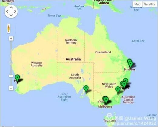 南半球最壕网吧落户悉尼 统统高科技酷炫配置