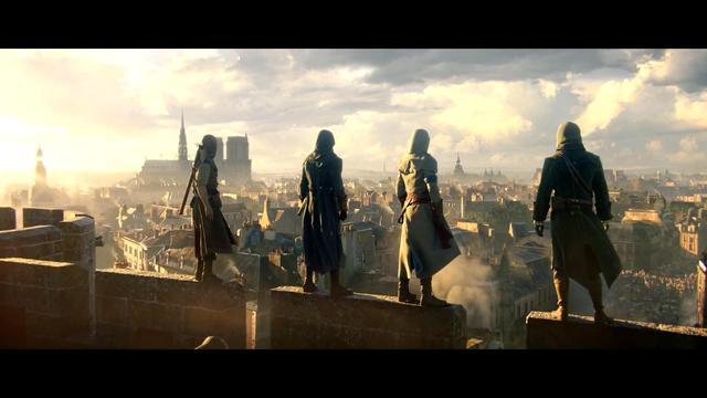 EA将打造大型动作系列游戏