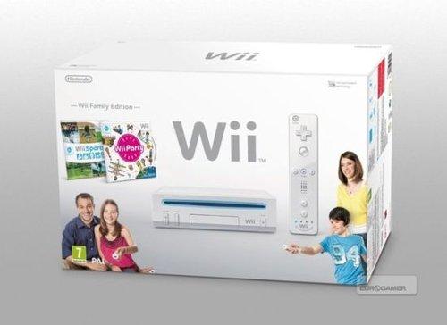 新版Wii主机于圣诞期间上市 不再支持GC硬件