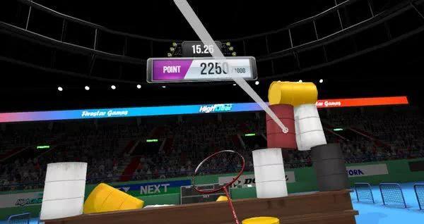 打羽毛球也会晕,或许VR运动游戏要换种做法