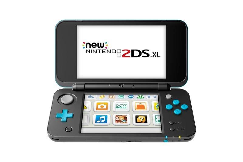 任天堂公布新掌机大屏版2DS 定价1034元