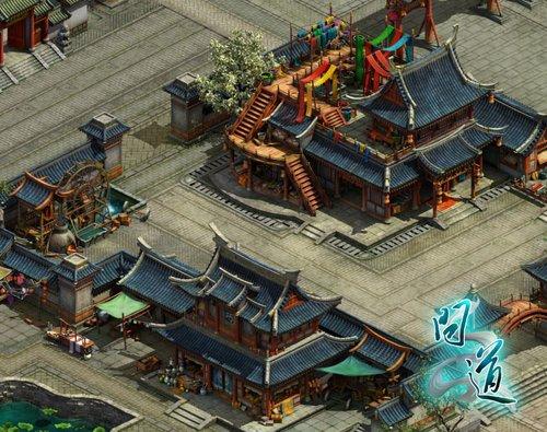 打造中国风新格局图片