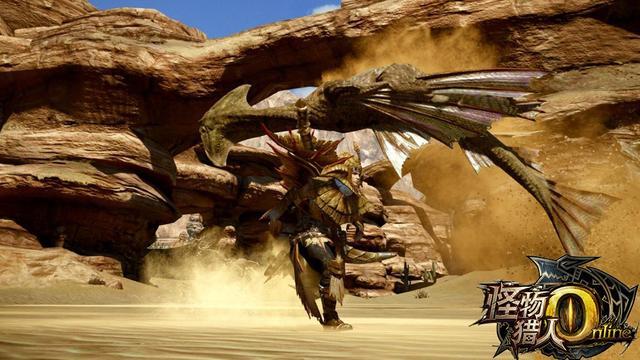 怪物猎人OL亚文化详细解析 猎人才是最强怪物