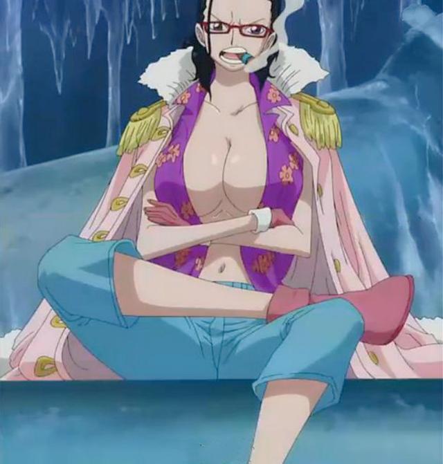 娜美这是要逆袭女帝啊!海贼王中最美的七个女人