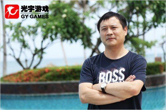 问道新资料片8日公测 光宇游戏副总裁朱平保专访