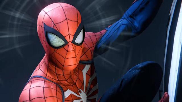 E3 2018:《蜘蛛侠》实机演示公布 第二代蜘蛛侠登场?