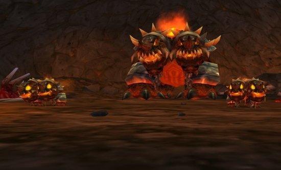 """黑石岩窟的BOSS名字被翻译成""""如花""""-魔兽 汉化团队为玩家解答 如"""