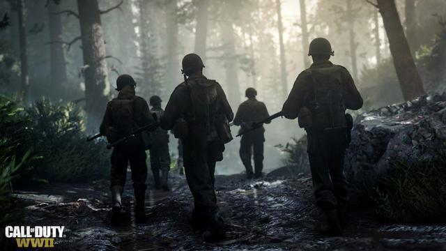 《使命召唤14》首批细节 扮演美国新兵进军德国