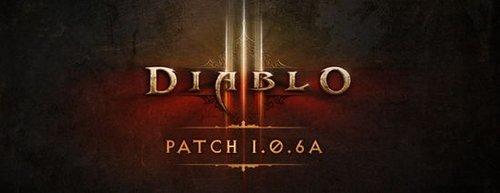 《暗黑破坏神3》美服 1.0.6a 已正式上线