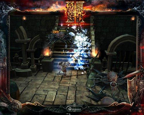 经典重现 DOTA对战将现身《魔界2》