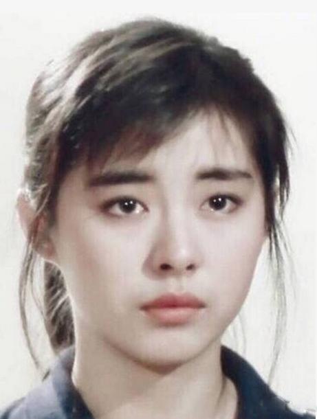 王祖贤就是真人版的赤木晴子,她美了一辈子!
