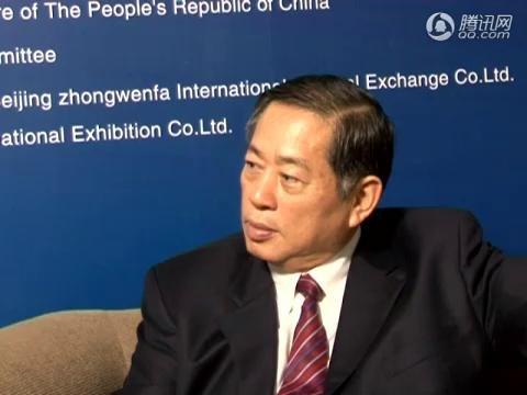 网博会腾讯专访智冠王俊博视频