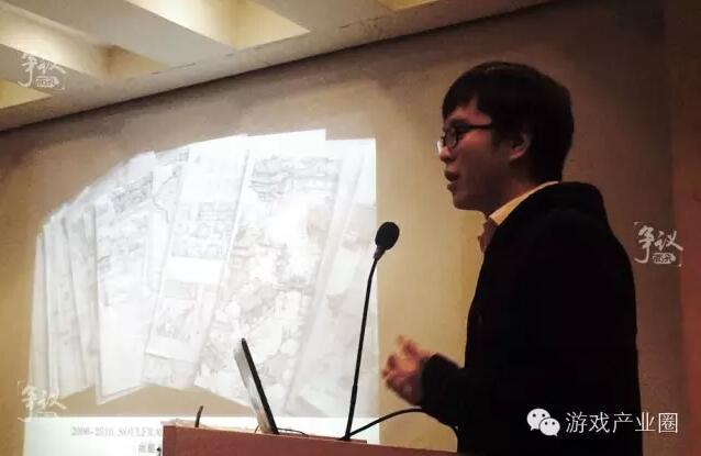 梁其伟回清华建筑系进行分享