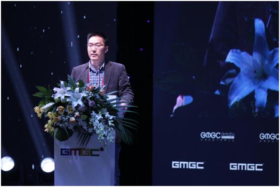 GMGC成都2017演讲 华为云游戏解决方案总经理聂颂:创新技术+管家服务,点燃游戏未来