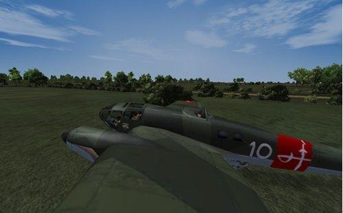 激战海陆空飞行有险阻 苦练能过关