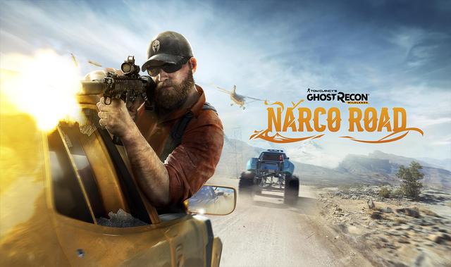 """《幽灵行动:荒野》扩展内容""""Narco Road""""游玩指南"""