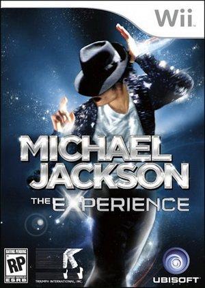 《迈克杰克逊:生涯》wii平台海报