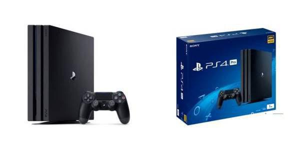索尼PS4Pro国行6月7日发售 定价2999元兼容PS4游戏