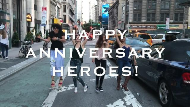 《守望先锋》各英雄声优上阵 表演周年纪念活动舞蹈