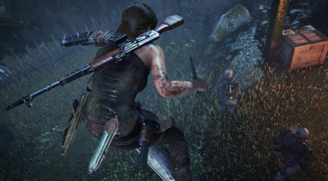 《古墓丽影:崛起》PS4版即将发售 支持PSVR