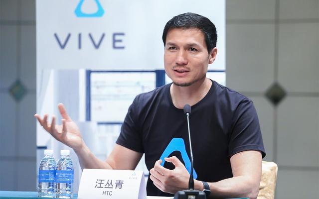 关于HTC Vive的加速落地 跟HTC VR中国区总经理聊聊