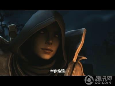 恶魔猎手宣传片中文字幕版