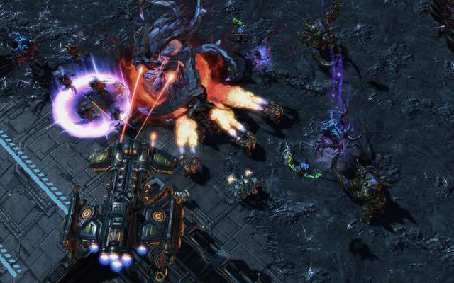 《星际争霸2 虚空之遗》GC展宣传片公开