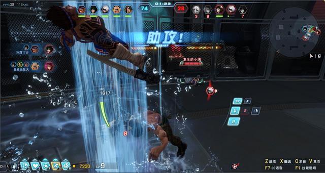 《无尽战区》评测:会动的MOBA 战斗随心所欲