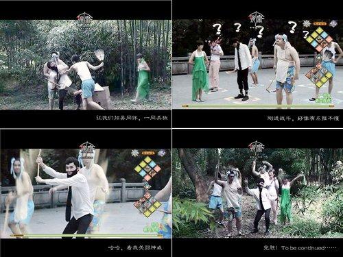 《聊个斋》开发组亲演教学视频