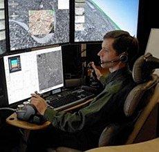 万千死宅将成精英 美空军征召游戏宅操控无人机