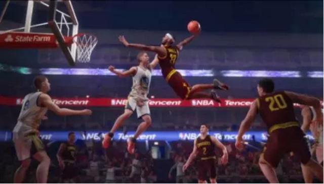 7月25日《最强NBA》预约火热开启 引爆指尖竞技激情