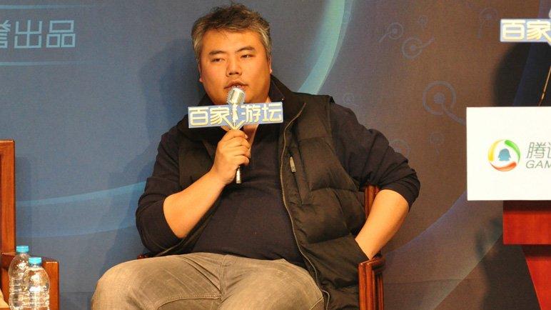 百家游坛:触控科技CEO陈昊芝担任现场嘉宾