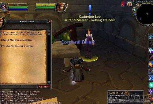 《巫妖王之怒》烹饪日常任务图文攻略