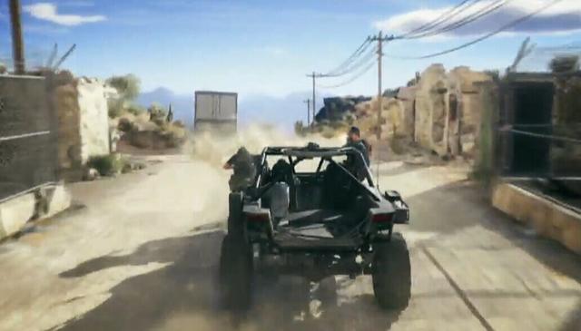 E3:新作《汤姆克兰西之幽灵行动 荒野大陆》公