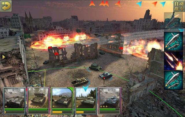 着迷首款游戏《坦克指挥官》 跻身付费榜TOP5