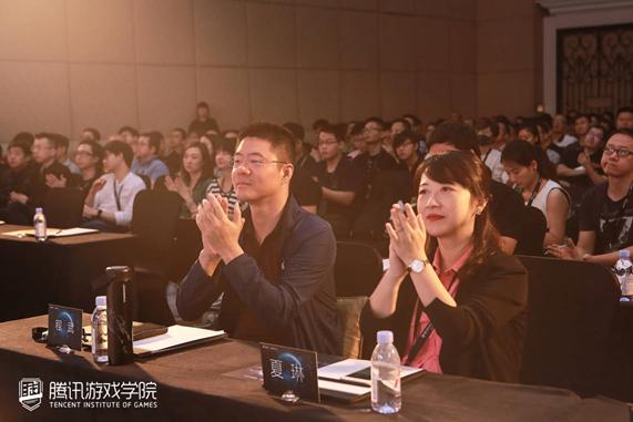 首届腾讯游戏开发者大会举办:共享经验 打造精品