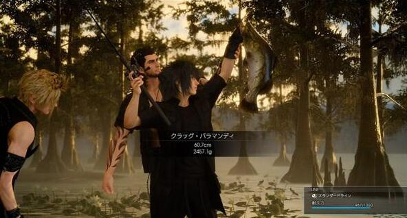 吉祥物没了 2015TGS《最终幻想15》21个新细节