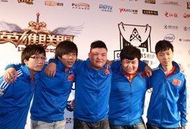 LOL中国队S3出征宣言:我们不恐韩 争取进前三
