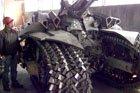 5吨废铁打造威震天