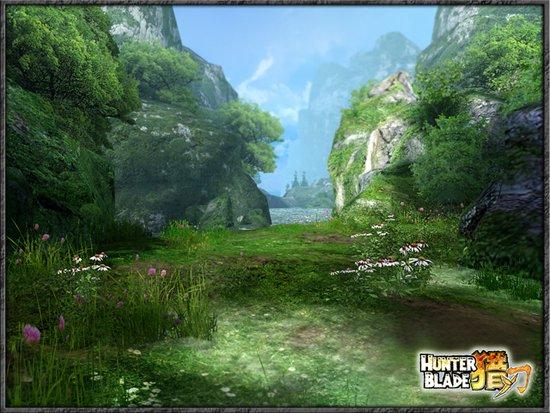 3D实景 《猎刃》带你挑战远古世界