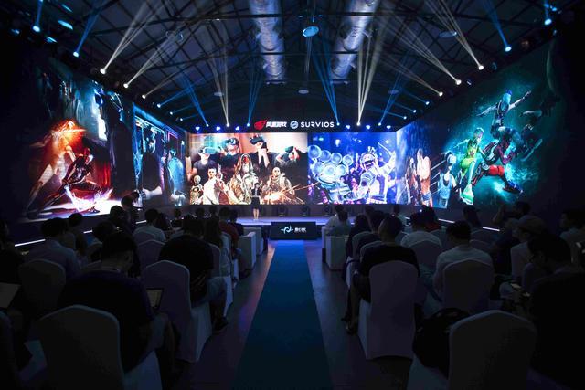 网易游戏与VR研发商Survios成立合资公司 《Raw Data》线下版首发