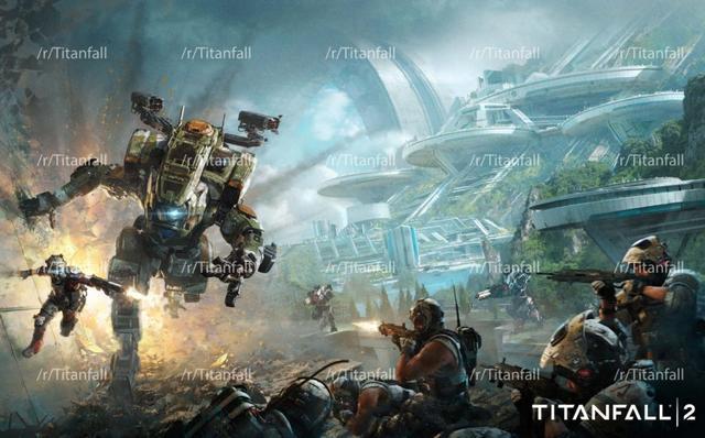 《泰坦陨落2》最新细节曝光抓钩系统