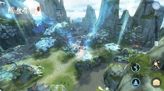 世纪华通旗下手游《择天记》上线 武侠IP唤醒当下MMO游戏市场