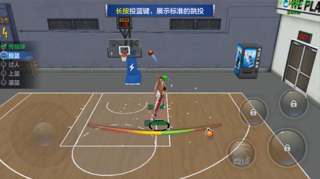 《最强NBA》评测:首款NBA正版真实竞技手游