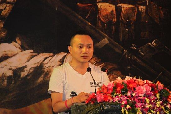 搜狐畅游总裁兼首席运营官陈德文先生