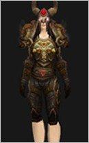 魔兽世界4.3:战士职业套装幻化装备大全