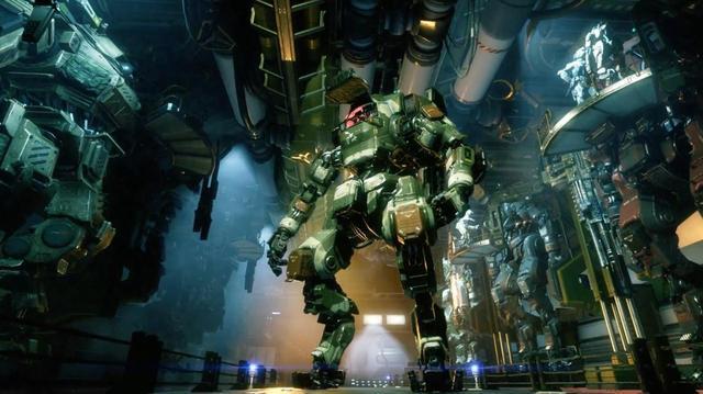EA公布《泰坦陨落2》剧情预告 机甲大战一触即发
