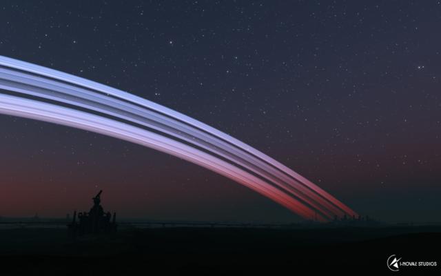 太空游戏《无限星辰》开启众筹 历经11年开发